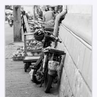 Wheels, Somewhat Tired by Jorgen Udvang in Jorgen Udvang