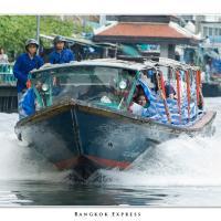 Bangkok Express by Jorgen Udvang