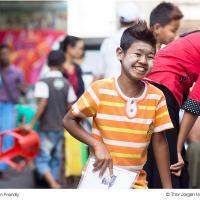 Yangon Friendly by Jorgen Udvang