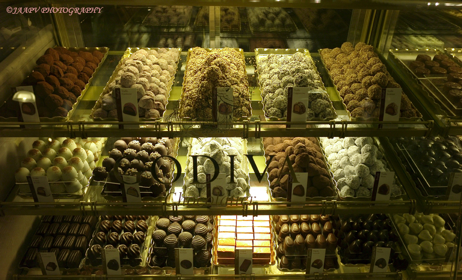 Chocaholic Paradise by jaapv in Jaapv
