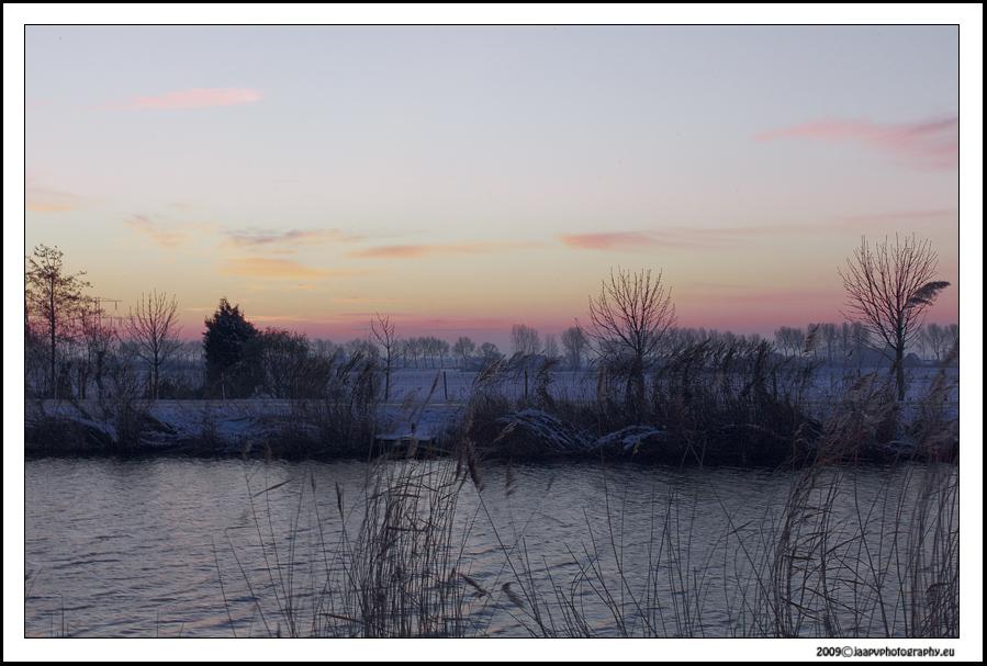 Winter Dawn by jaapv in Jaapv