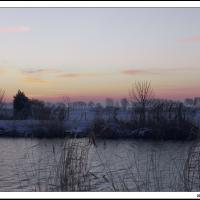 Winter Dawn by jaapv
