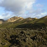 Reserve Area Lava Field