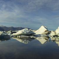 Iceberg Lagoon Pano