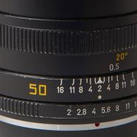 Leica 50mm Summicron R Nikon mount by danielmoore