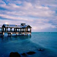 Key West Blue by Leicadoc