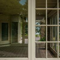 Digilux2 Gairloch Gardens - Window by woodmancy
