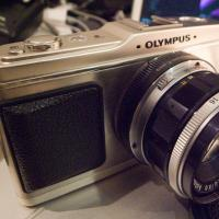 Ep-1 With Zuiko 38mm-1.8 - Grd-1