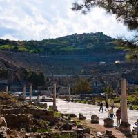 Forum Ephesus by woodmancy