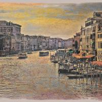 Grand Canal - Framed For Forum by woodmancy