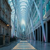 Gxr A16 Bce Place At Sunset by woodmancy
