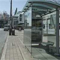 Gxr P10 - Lakeshure Blvd Bus Shelter by woodmancy