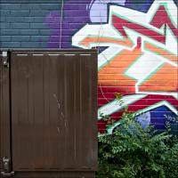 Gxr S10 - Meter Box And Grafiti1 Of 1 by woodmancy