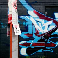 Gxr S10 Pole With Graffiti1 Of 1 by woodmancy
