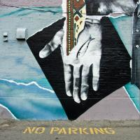 Gxrp10 Hand No Parking1 Of 1 by woodmancy