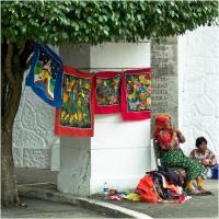 Gxrp10 Indian Ladies Under Tree by woodmancy