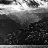 Madeira Coast Silver Efex Pro 2 by woodmancy
