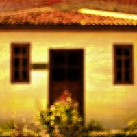 Mosque House Ps Blend - 1 by woodmancy