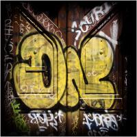 Nex 7 Tamron 18-200 - Grafiti Barcelona Door by woodmancy