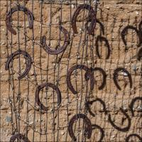 Pentax K5lls - Horseshoes Tucson by woodmancy in woodmancy