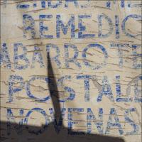 Pentax K5lls Shadow Cross Wall Tucson by woodmancy