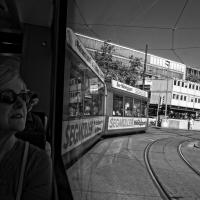 Ricoh Gr - P Tram Munich  1 Of 1 by woodmancy in Regular Member Gallery