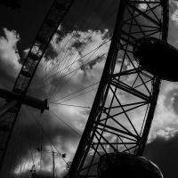 Ricoh Gr London Eye 1  1 Of 1 by woodmancy