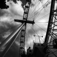 Ricoh Gr London Eye 2  1 Of 1 by woodmancy