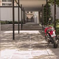 Ricoh Gxr S10 Bike In Alley by woodmancy