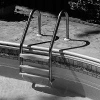Ricoh Gxrp10 Pool Ladder by woodmancy in woodmancy