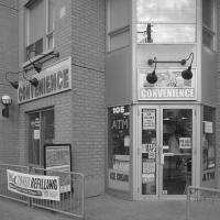Ricoh Px P Mode -convenience - Regular Black And White by woodmancy in woodmancy