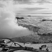 Rollei Afm35 - Niagara With Camera by woodmancy