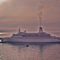 Sail Away From Kusadasiturkey by woodmancy