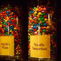 Smarties by woodmancy in woodmancy