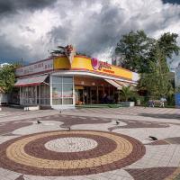 Sochi Ice Cream - Take 2 by woodmancy
