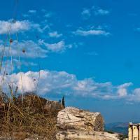 Steps At Ephesus by woodmancy