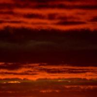 Sunset Minolta 500 by woodmancy
