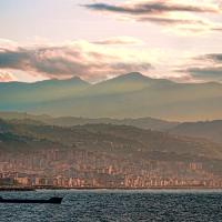 Trabzon Turkey Take Two by woodmancy