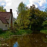 Willy Lott S Cottage by woodmancy