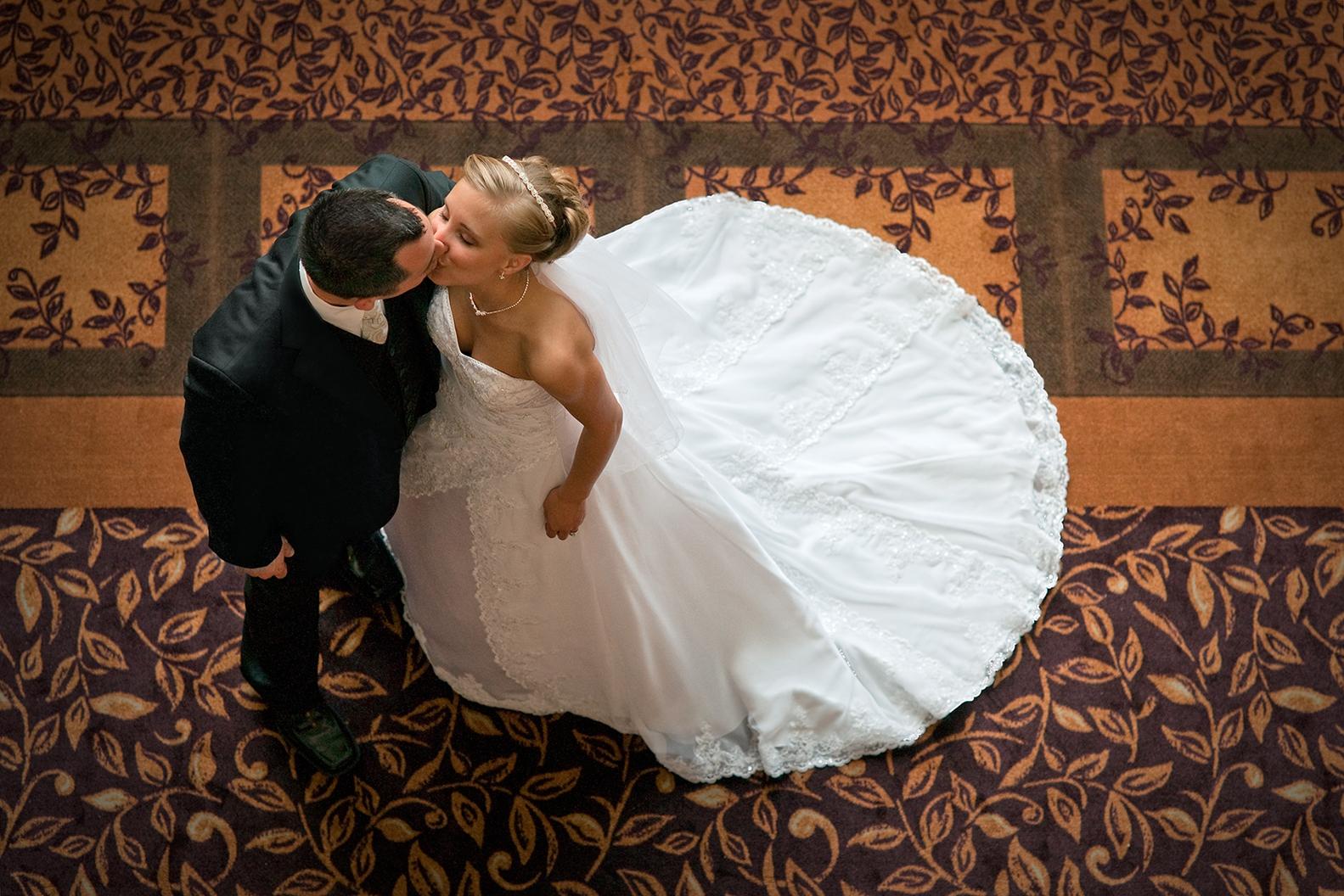 Wedding Kiss by fotografz in fotografz