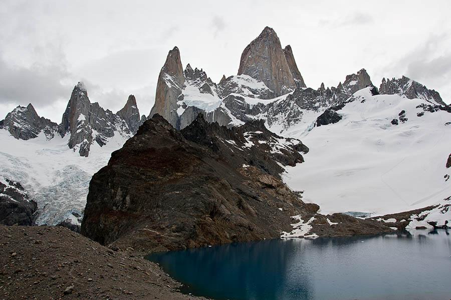 Laguna Del Los Tres, Los Glaciares, Argentina by Lisa in Regular Member Gallery