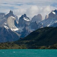 Cuernos Del Paine, Patagonia by Lisa in Regular Member Gallery