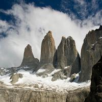 Torres Del Paine (patagonia) by Lisa