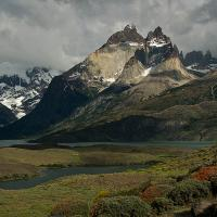 Dappled Light (torres Del Paine) by Lisa in Regular Member Gallery