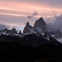 Sunset On Fitz Roy (patagonia, Argentina) by Lisa in Regular Member Gallery