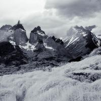 Cuernos Del Paine In Infrared by Lisa in Regular Member Gallery