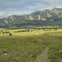 Around Boulder Colorado