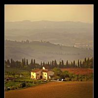 Tuscan Sunrise by bigdog