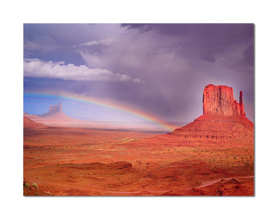 Monument Valley Rainbow by cs750 in Regular Member Gallery