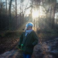 A Cold Walk In The Woods by chiquita in Regular Member Gallery